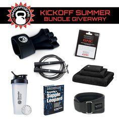 Kickoff Summer Bundle http://www.amrapgear.com/giveaways/kickoffsummer/?lucky=66 via @AMRAPgear
