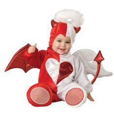 Angel/Devil halloween costume