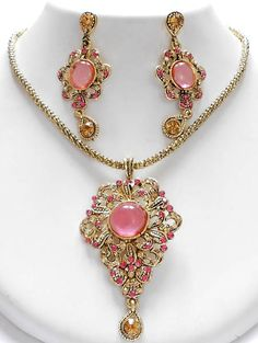 designer pendant sets, see more collections at www.impexfashions.com