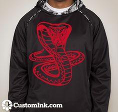 ea3b0d63a0b American Apparel USA‑Made Flex Fleece Zip Hoodie