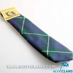 Hamilton Clan Tartan