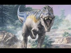 Dino Bios-Tyrannosaurus Rex.