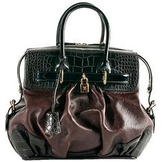 Louis Vuitton Limited Edition Les Extraordinaires Alligator City Steam Tote @ Bagborroworsteal.com