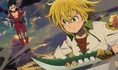 'The Seven Deadly Sins' Season 3 Release Date On Netflix: 'Nanatsu no Taizai' Manga Far Ahead Of The Anime Anime Seven Deadly Sins, 7 Deadly Sins, Anime Backgrounds Wallpapers, Background Images Wallpapers, Meliodas Brother, Best Action Anime, Meliodas Vs, Seven Deady Sins, Haikyuu Wallpaper
