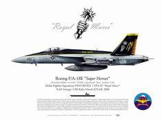"FA-18E - Boeing F/A-18E ""Super Hornet"""