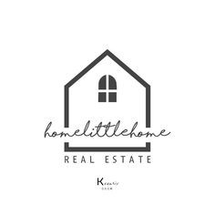 Home Logo Design. House Logo. Real Estate Logo. Home Decor Logo. Company Premade Logo. Etsy Shop Logo. Interior Design Logo. Art Logo by KreativDesk on Etsy