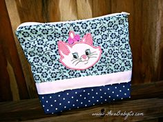 Adorable Marie from Aristocats Inspired Cosmetic by AvaBabyCo, $18.00