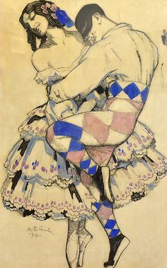 ballet russe harlequin - Yahoo Image Search Results