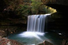 Dog Slaughter Falls, KY. Nice hike and beautiful waterfall!  | followpics.co