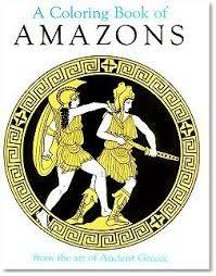 Risultati immagini per books on amazons in ancient greek