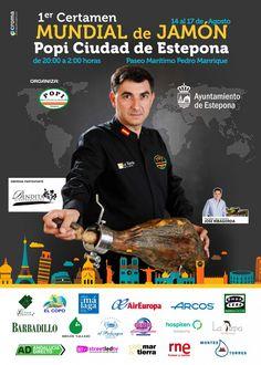 I Certamen Mundial del Jamón Ibérico en Estepona http://www.periodismogastronomico.com/titulares/i-certamen-mundial-del-jamon-iberico-en-estepona/ vía @Gastroperiodism