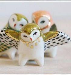 My Owl Barn: Danielle Pedersen: Small Wild Ceramic Clay, Porcelain Ceramics, Ceramic Pottery, Pottery Art, Ceramic Shop, Slab Pottery, Pottery Studio, Handmade Ceramic, Handmade Pottery