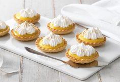 Lemon Meringue Tartlets - Real Recipes from Mums