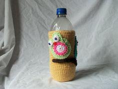 20 oz bottle cover by Souvani on Etsy