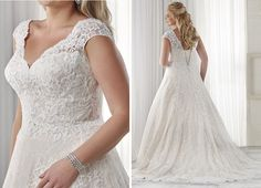 Bonny Bridal 1601 from the Unforgettable collection