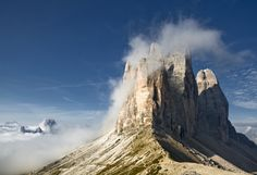 Tre cime di lavaredo ecocides: Monuments of stone | image by Ralf Greiner
