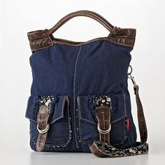 Unionbay Floral Cross-Body Handbag