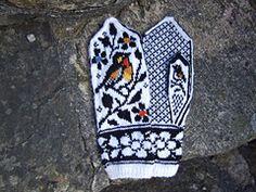 Ravelry: Birds and Flowers pattern by Natalia Moreva