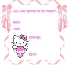 Free Hello Kitty Party Ideas  Creative Printables cakepins.com
