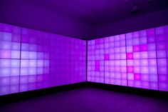 purple and glow image