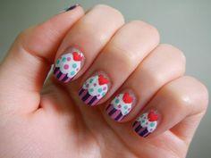 15 Eye-Refreshing Summer Nails Art Designs 2014