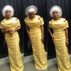 Beautiful Aso Ebi Lace And Cord Lace Styles Keywords Keywords unique ankara styles, ankara dress styles for weddings, ankara styles, ankara styles anka. Unique Ankara Styles, Aso Ebi Lace Styles, Ankara Styles For Women, Cord Lace Styles, Lace Skirt And Blouse, Agbada Styles, Africa Dress, Banquet Dresses, Become A Fashion Designer