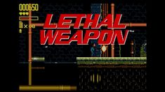 Lethal Weapon - Atari ST (1992)