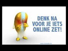 Denk na vooraleer je iets online zet...