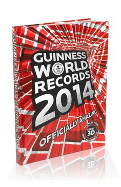 Guinness World Records 2014 Edition Book & Ebook | Officially Amazing (h2)