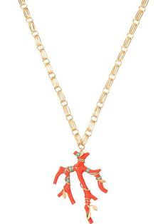Aurelie Bidermann 'capri' Long Necklace - Smets - Farfetch.com