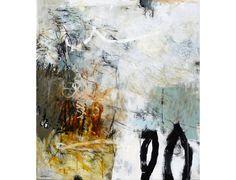 Waterfront | 47 x 52 Artist Krista Harris at Chicago Art Source Gallery