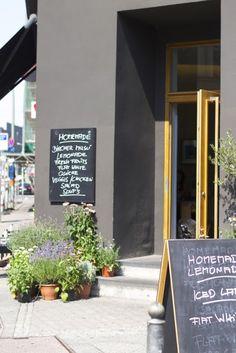 Lykkelig - mein Foodblog: Aus Liebe: Das wunderschöne Café Oliv in Berlin