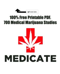 100% Free Medical Marijuana #Printable PDF Studies , #educational #jobs #health