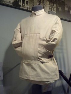 Straight jacket they used 1700's