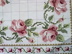 1 million+ Stunning Free Images to Use Anywhere Cross Stitch Love, Cross Stitch Borders, Cross Stitch Flowers, Cross Stitch Charts, Cross Stitch Designs, Cross Stitching, Cross Stitch Embroidery, Hand Embroidery, Flower Patterns