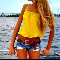 Love hollister & Abercrombie & fitch shorts!