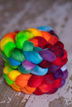 Beautiful vibrant colours. I adore bright colours like this. :)