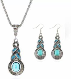 Wondering what to give to your best friend this Christmas? Get this cute Tibetan Turquoise Jewelry Set for 38% Off, Free Shipping Worldwide! Get it here--> http://fieroinestore.com/product/38-off-get-this-tibetan-turquoise-jewelry-set/