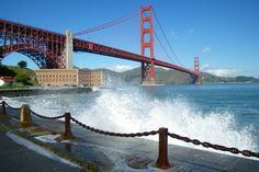 Fort Point National Historic Site - Featured on RueBaRue