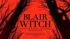 Blair Witch 2016 is an upcoming American found footage psychological horror movie directed by Adam Wingard, Blair Witch Project, Supernatural Theme, Movie M, Latest Horror Movies, Zombie Monster, Movie Synopsis, In Theaters Now, Sci Fi News, Psychological Horror