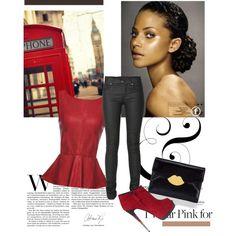Denise Takes Paris - Polyvore