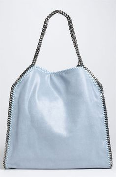19745689f1 Stella McCartney  Large Falabella - Shaggy Deer  Faux Leather Tote