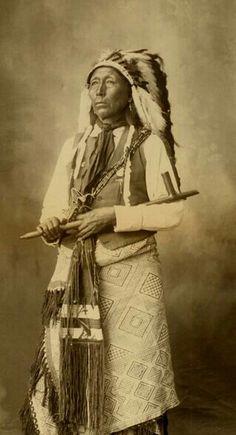 Little Chief, Arapaho