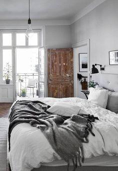 Last century home - via http://cocolapinedesign.com