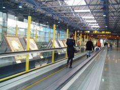 Exposición Aeropuerto de Madrid · 2006