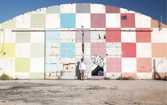 ALBERONERO http://www.widewalls.ch/artist/alberonero/ #Alberonero #streetart #urbanart #murals