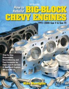 Small Block Chevrolet V8 Engine Specs  Torque Specs  Cylinder