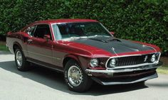 Ford Mustang Mach 1 Fastback | Blog Ford Mustang Blog Archive Photos Mustangs 1969 couleur