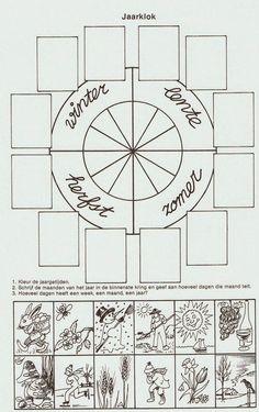 die monate … | kalender für kinder, jahreszeiten, lieder