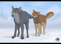 Wolf's Rain: what da hell by NatalieDeCorsair.deviantart.com on @deviantART